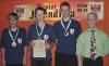 Inzings Jugendmannschaft 1 der Saison 2000/2001