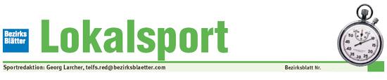 Bezirksblatt Lokalsport