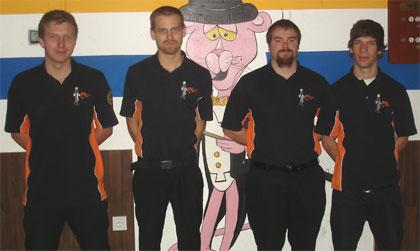 SBC-Inzing Mannschaft 2 (stehend) Saison2012-13