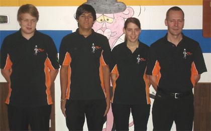 SBC-Inzing Mannschaft 4 (stehend) Saison2012-13