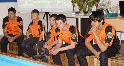 SBC-Inzing Jugendmannschaft Saison 2011-12