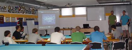 Übungsleiterausbildung 08/2010